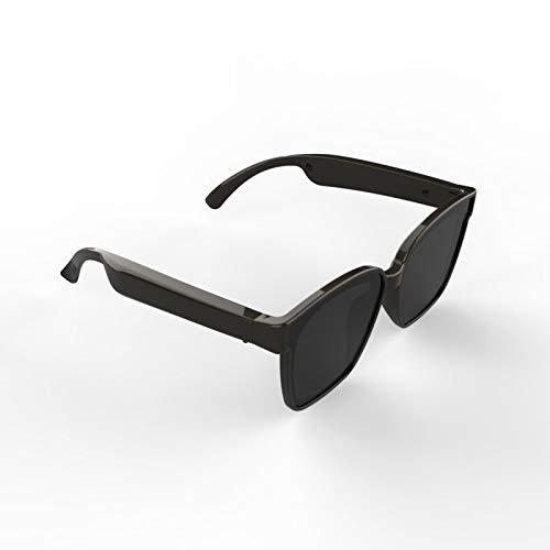 precauti Bluetooth Audio Smart Occhiali da sole con Smart Touch e Conduzione Ossea Cuffie Occhiali Bluetooth Chiamate Musica Vivavoce Auricolari