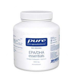 EPA/DHA essentials / 260 g 180 Kps von pure encapsulations®