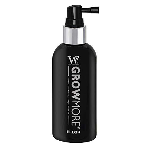 Watermans Grow More Elixir Haarwuchs serum - Stärkt die Haarwurzeln - Fördert den Haarwuchs - Für Frauen und Männer