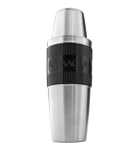 BACARDI Bar Accessories All-In-One Shaker