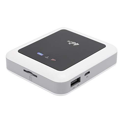 Q5 Router inalámbrico 4G/3G, 2.4G 150Mbps WiFi Router Mini portátil WIFI Router móvil Hotspot portátil Soporte WIFI Hotspots Establecimiento automático Dispositivo de conexión WiFi Internacional para