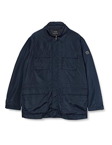Armani Exchange Caban Coat Chaqueta para Hombre