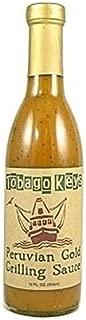 Tobago Keys Peruvian Gold Grilling Sauce (12 Ounces)