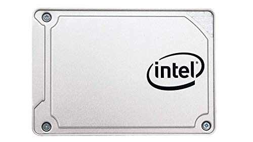 Intel SSD 545s Series (512GB, 2.5' SATA, 64-Layer TLC 3D NAND)