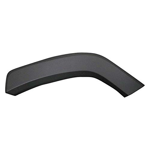 Rear Driver Side Forward Wheel Arch Trim TO1790112 750620R010 2019-2020 Fits Toyota Rav4 Made of Pp Plastic, Without Adventure Pkg