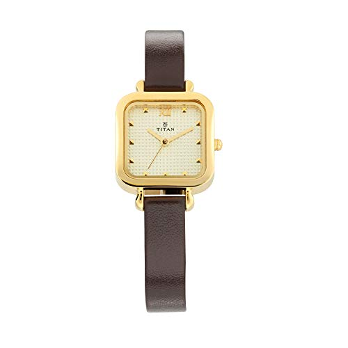 2626YL01 Analog Watch – For Women