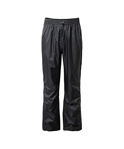 Craghoppers Montée O/TRS Un Pantalon Homme, Noir, L