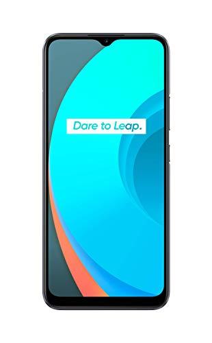 REALME C11 Pepper Grey Smartphone Débloqué 4G + 2 Go RAM 32 Go ROM Double Nano SIM Android [Versione Française]
