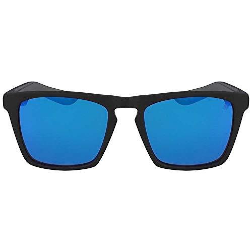Draak zwart mat H2o gepolariseerde Lumalens blauw ioniseerd 42.046-007 Drac vierkante glazen
