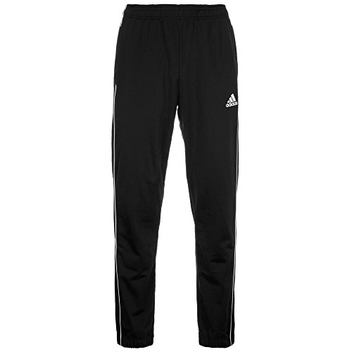 ADIDAS Herren CORE18 PES Pants, Black/White, XL