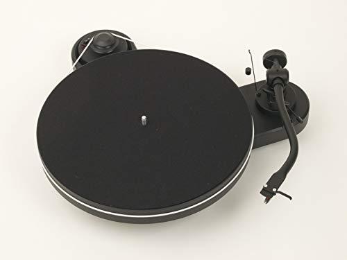 Pro-Ject Audio Systems RPM 1.3 Plattenspieler (MM Tonabnehmer Ortofon 2M Red) mattschwarz