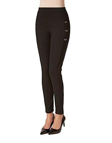 Janira Leggings Mujer con tachuelas color negro talla L