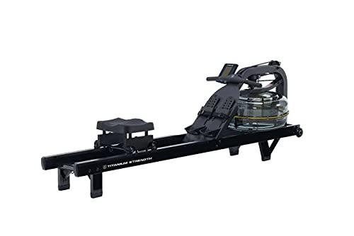 Titanium Strength Acqua Rower Pro Remo de Agua ✅