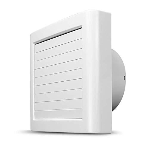 BCXGS Ventilador Extractor, Extractor de Aire Automático con Persiana Eléctrica, para Ventilación Rápida en Cocina y Dormitorio