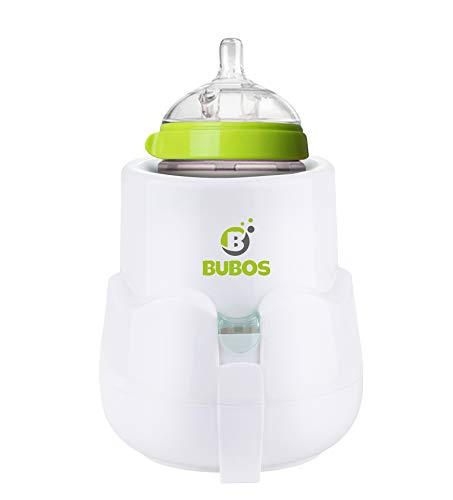 Bubos Smart Fast Heating Baby Bottle Warmer for breastmilk and Formula, Food Heater for Infant Complementary Food