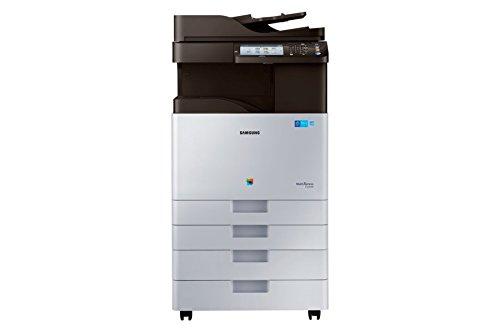SAMSUNG SL-X3280NR Laser A3 Negro, Color Blanco Multifuncional - Impresora multifunción (Laser,...