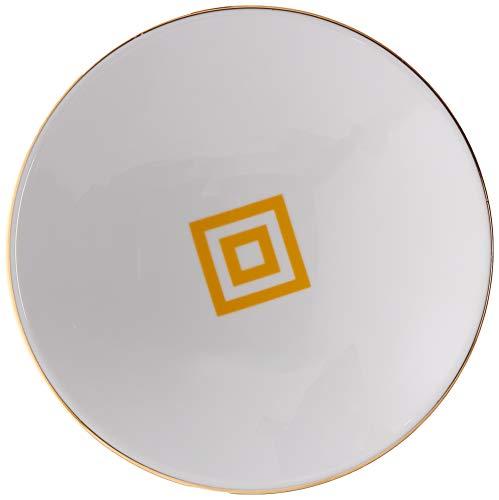 Porland Marokko Design4 Teller tief gelb 19cm Gewicht: 476,00 gr Volumen: 1310,83 cm³ Durchmesser: 19,90 cm Höhe: 5,10 cm Breite: 19,90 cm Länge: 19,90 cm Material: Porzellan