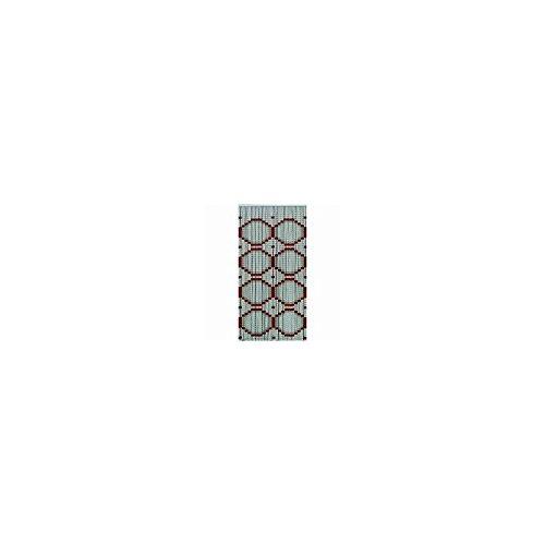 VETTE TENDA PIASTRA ROMBI PVC 120x230 F 44 VETTE 0