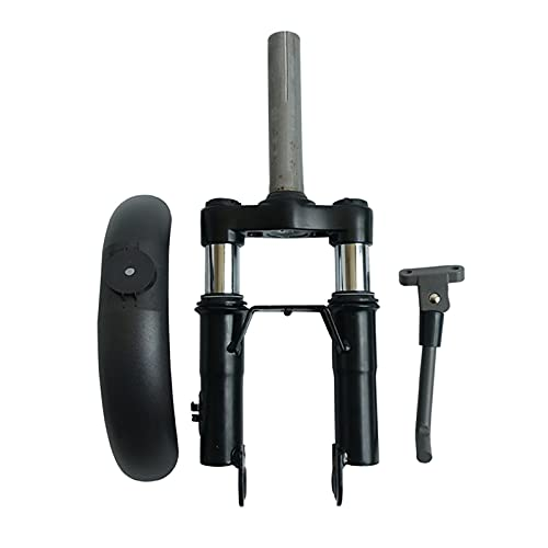 zebroau Scooter Amortiguador Defensa, Tubo delantero Amortiguación Piezas para M365/1S/Pro/Pro2 Scooter eléctrico (391510CM)