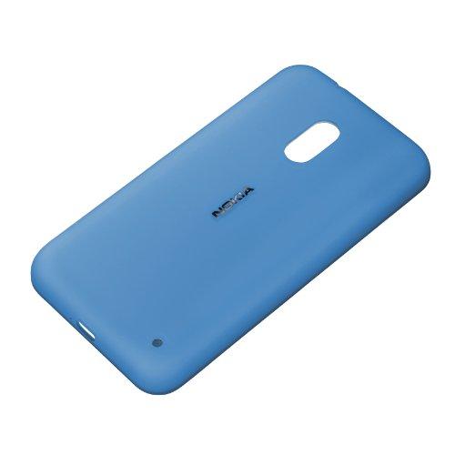 Copri batteria originale nokia per lumia 620 azzurro