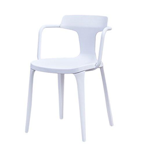 XXT-Sedia eenvoudige eetkamerstoel met armleuningen en bureaustoel