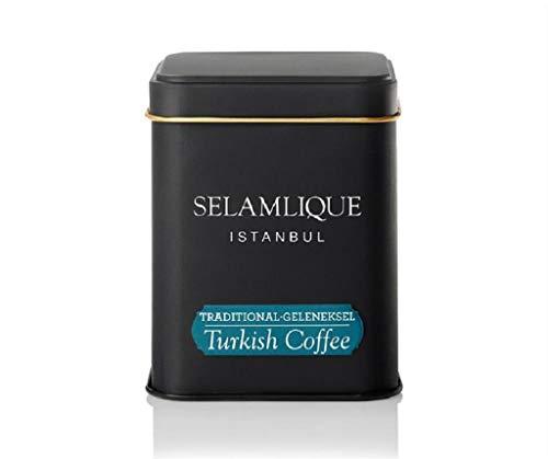 Selamliques authentic Traditional Turkish coffee 125gr.(4.40oz)