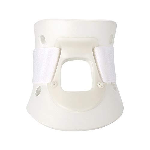 BLLBOO Collar transpirable apoyo de cuello cervical del cuello alivio de dolor de cuello Soporte Ortesis tirantes S