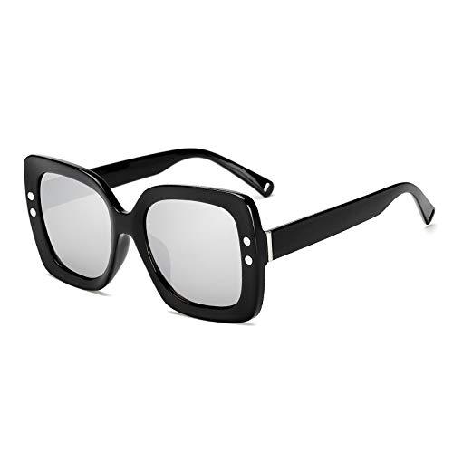 Rongjuyi Kleurrijke filmbril-Europese en Amerikaanse trend-zonnebril-soort- en wijsesterrrijst, voor vrouwen