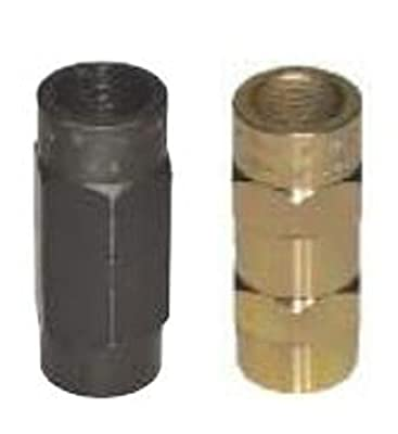 In Line Check Valves FCF - Port Size: 1/2'' NPT, GPM: 18 by Bailey Hydraulics