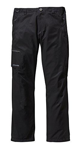 Patagonia, Pantaloni Uomo Simul Alpine, Nero (Black), 36
