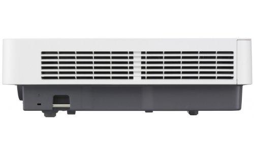 VPL-FH31 - VPL-FH31 LCD WUXGA 1920X1200 LCD/ Full HD 1920x1200/ 4300 ANSI Lumen/ 3400 ANSI Lumen im Eco-Mode/ HD ready 1080p/ 8.2 kg/ 30 dB/ Kontrast: 2500 :1/ max. Lampenlebensdauer: 4000 h/ High-pressure mercury lamp, 275 W/ 16:10/ Zoom: 1.6/ LAN/ Zubehör: Fernbedienung, diverse Kabel/