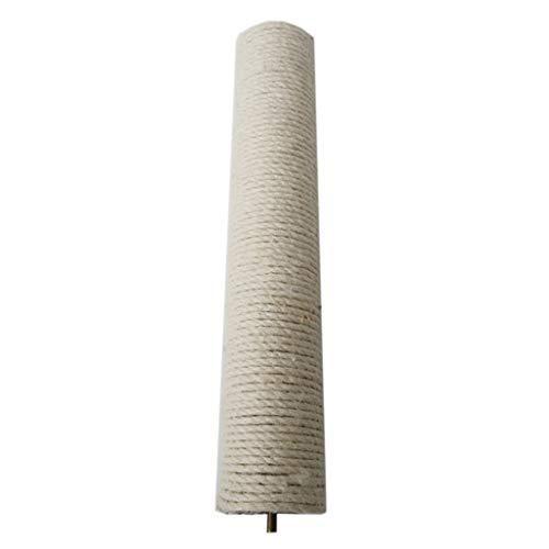 Mengmengda Cuerda de sisal de repuesto para reparación de rayas de repuesto para alfombra de juguete, multiusos para escaleras.