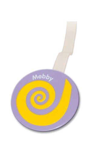 Mebby Attache-Tétine avec Clip de Fixation