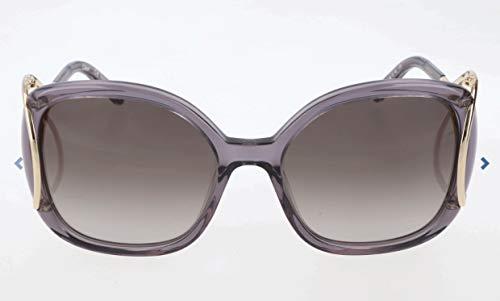 CHLOÉ CE702S zonnebril CE702S Chloe groot zonnebril 56, grijs