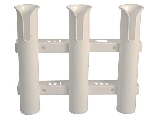 Osculati Portacanne parete plastica 3 posti (Wall mounting Plastic Rod Halter Nr. 3 Rods