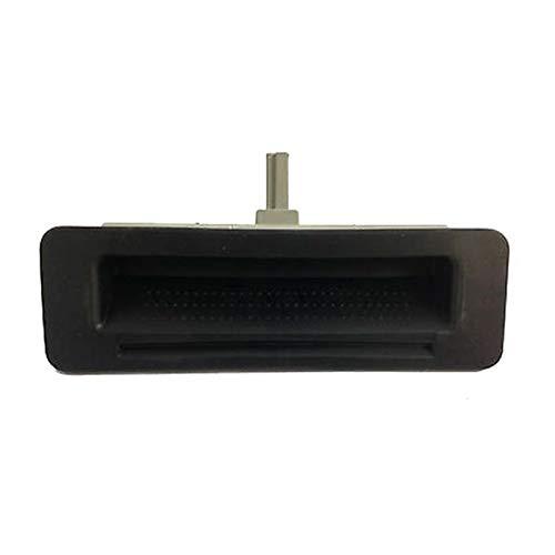 CHENTAO YAN Firm Interruptor De Liberación del Tronco De Automóvil Interruptor De Tronco Adecuado para Opel Vectra C Caravan Signum 2003-2008 (Color : Black)