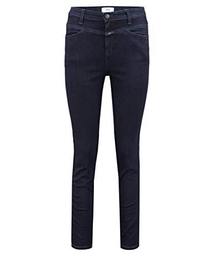 Closed Jeans Skinny Pusher in 7/8-Länge 27 dunkelblau