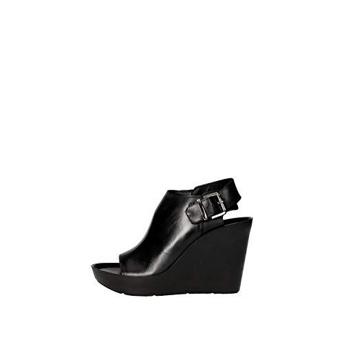 Bronx 84340-A Sandales Femme Noir 40