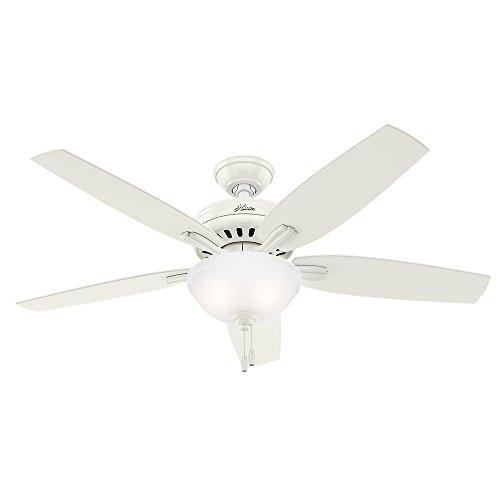 Hunter Fan 53310 Ventilador de Techo con Luz, Newsome, Grande