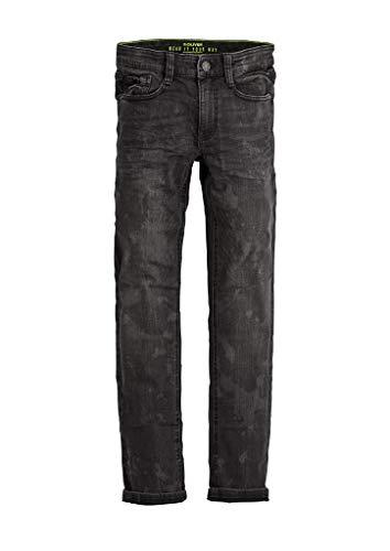 s.Oliver Junior 402.10.002.26.180.2022711 Jeans, Jungen, Grau 146 SLIM
