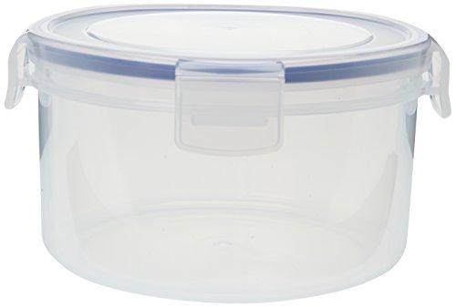 Komax A-1014 Boîte de Conservation Ronde Plastique 920 ml