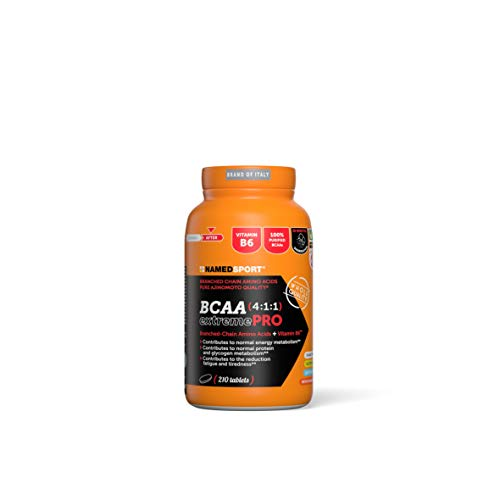 Named Sport Bcaa 4:1:1 Extreme Pro - 210Cpr - 680 Gr