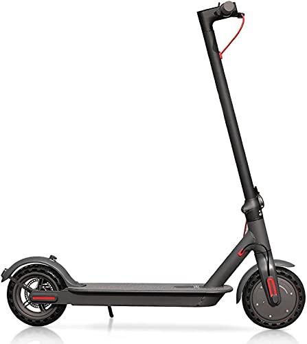 """Patinete Electrico - Velocidad 30 km/h, hasta 30 km de Largo Alcanc, Plegable Patinete Eléctrico Adultos Batería 10.4Ah, 350W Motor, 8.5"""" Neumático, Soporta hasta 120kg, Conexión App móvil"""