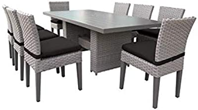 Amazon.com: Wildridge Heritage - Mesa de comedor con 6 ...