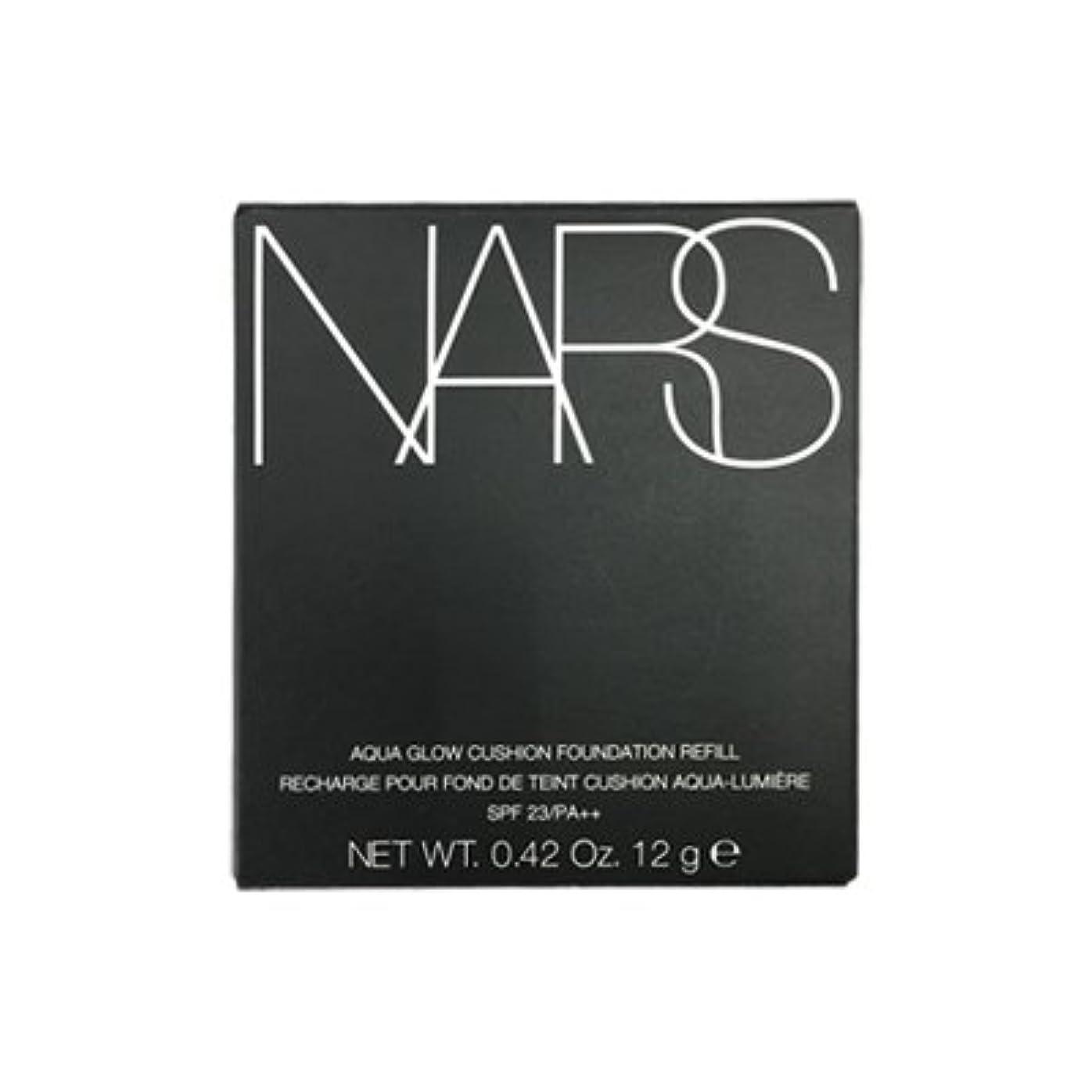流行しているディスパッチ白雪姫NARS アクアティックグロー クッションコンパクト レフィル SPF23/PA++ #6801 [並行輸入品]