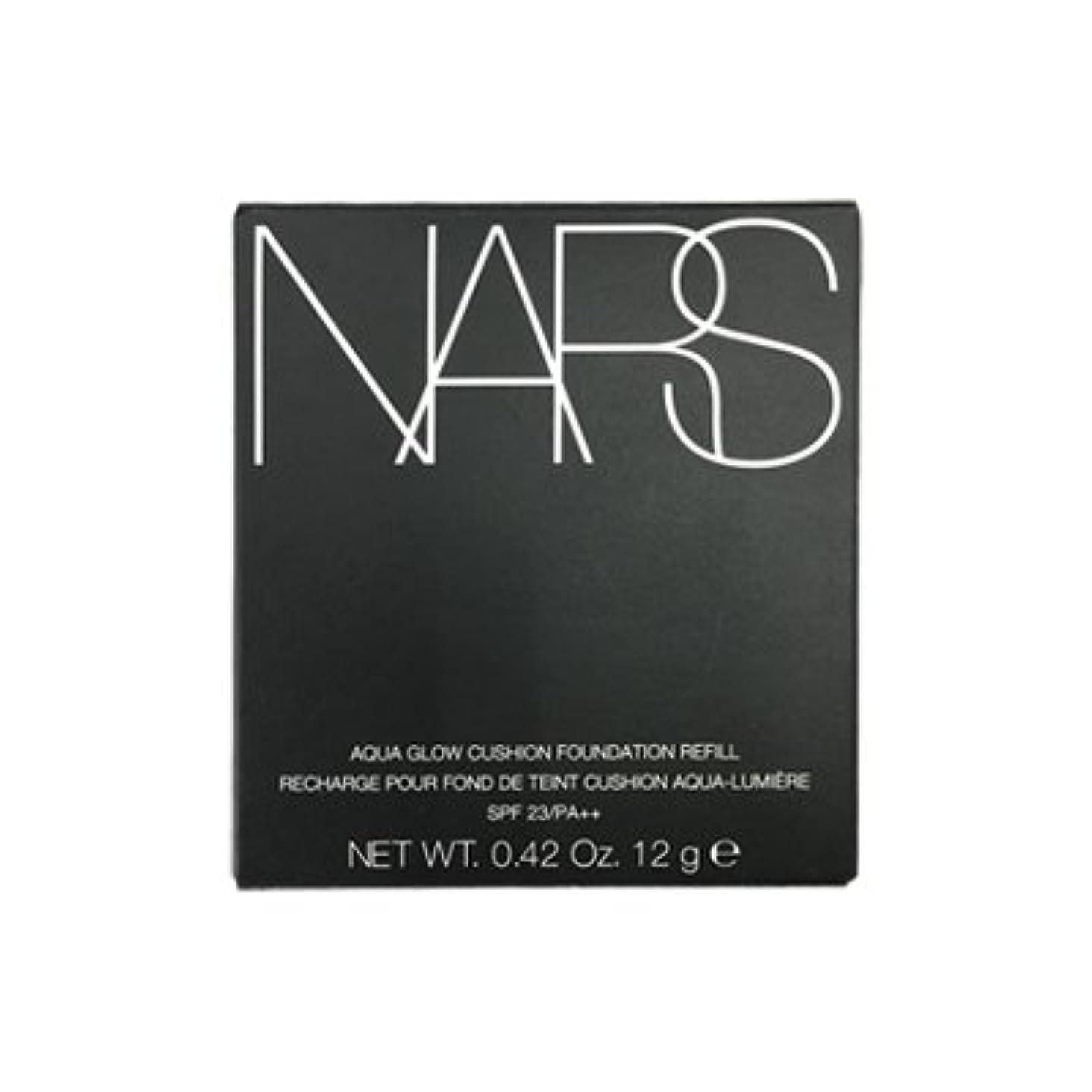 夕方カヌー予防接種NARS アクアティックグロー クッションコンパクト レフィル SPF23/PA++ #6801 [並行輸入品]