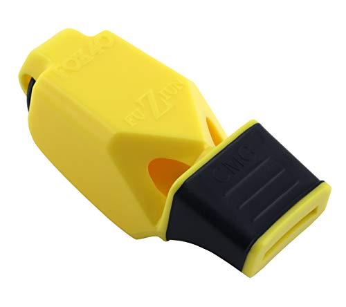 Fox 40 Fuziun CMG con cordón Breakaway (amarillo)