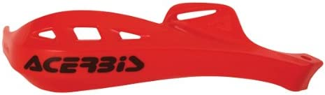 Acerbis Rally Profile Hand Guards With Red Mount Finally popular brand Universal Denver Mall