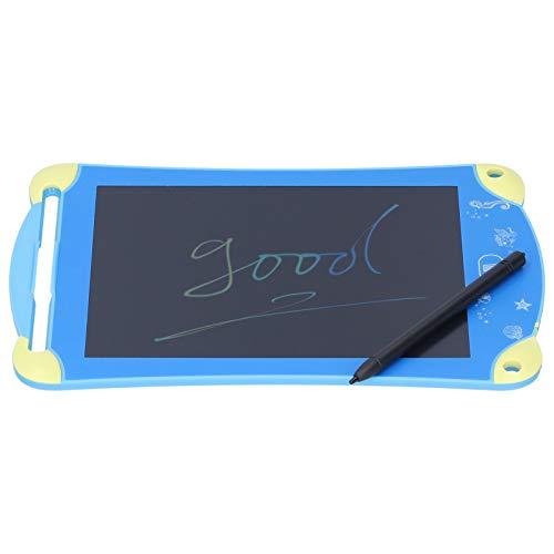 Tablero de escritura LCD de 8,5 pulgadas, dibujo colorido para niños, tableta de graffiti, suministros de arte, aproximadamente 24,3x16,1x0,5 cm
