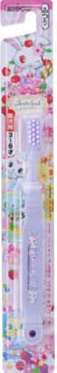 最大限ルーフ原子炉【歯ブラシ】 エビス ジュエルペットハブラシ 3~6才 1本 子供用歯磨きブラシ×360点セット (4901221860700)